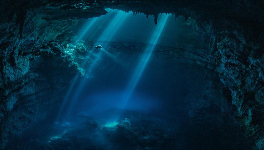 El Pit Cenote - El Pit - Caves