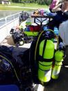 Pontoon Boat - RescueDiver15205