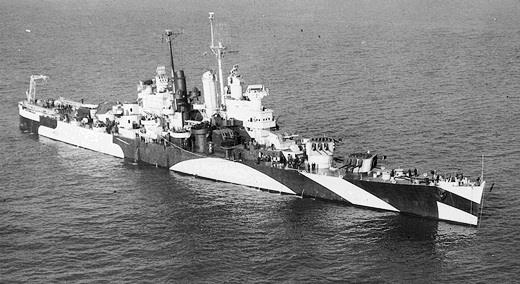 "USS Houston CA-30 ""The Galloping Ghost"" - USS Houston ( The Galloping Ghost )"