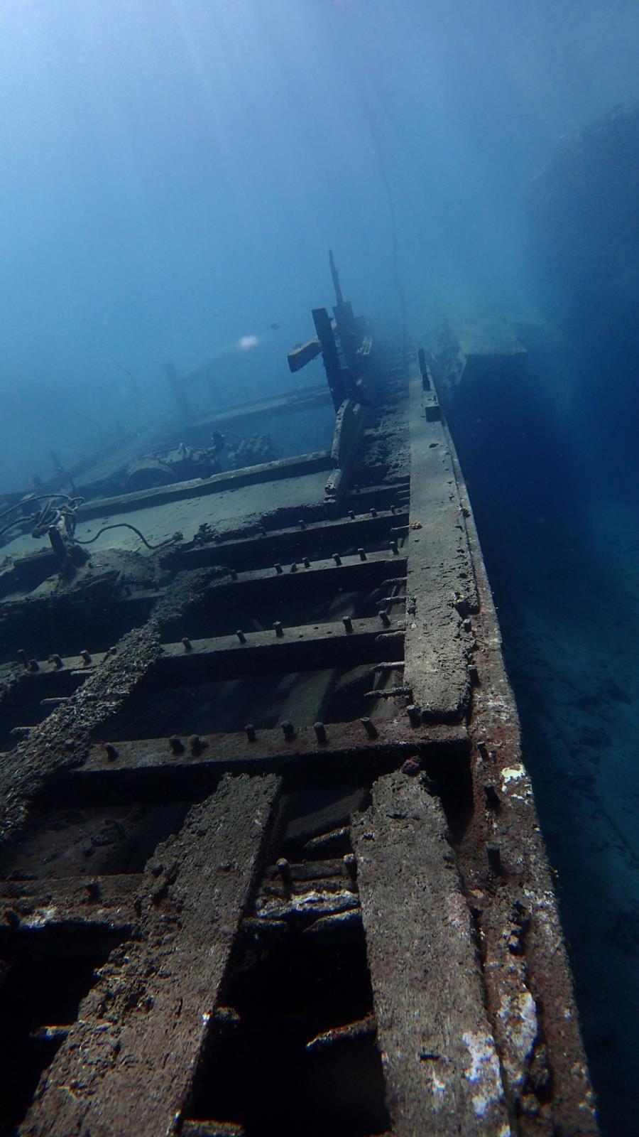 Japanese Cargo Wreck (GDS Leato) - Wreck @gorontalo