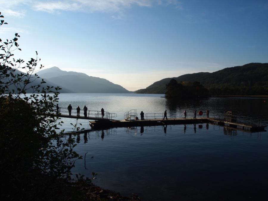 Loch Lomond - Lock Lomond