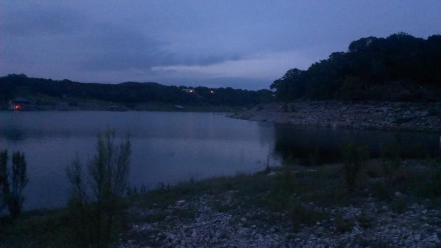 Sandy Creek Park - Sandy Creek Park at Dusk