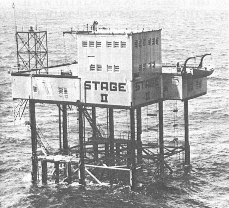 Stage 2 - Stage II Naval Platform