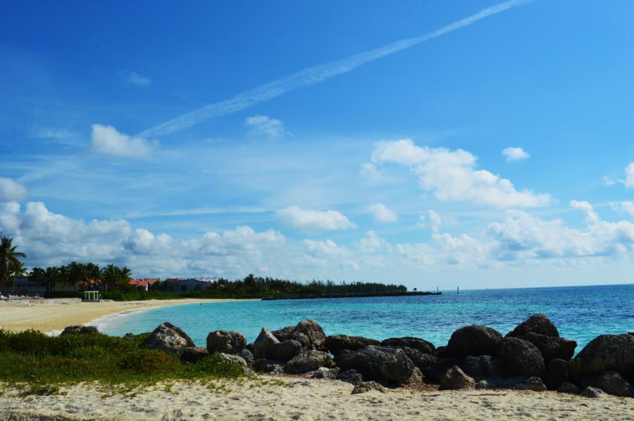 Lucaya Beach - beach