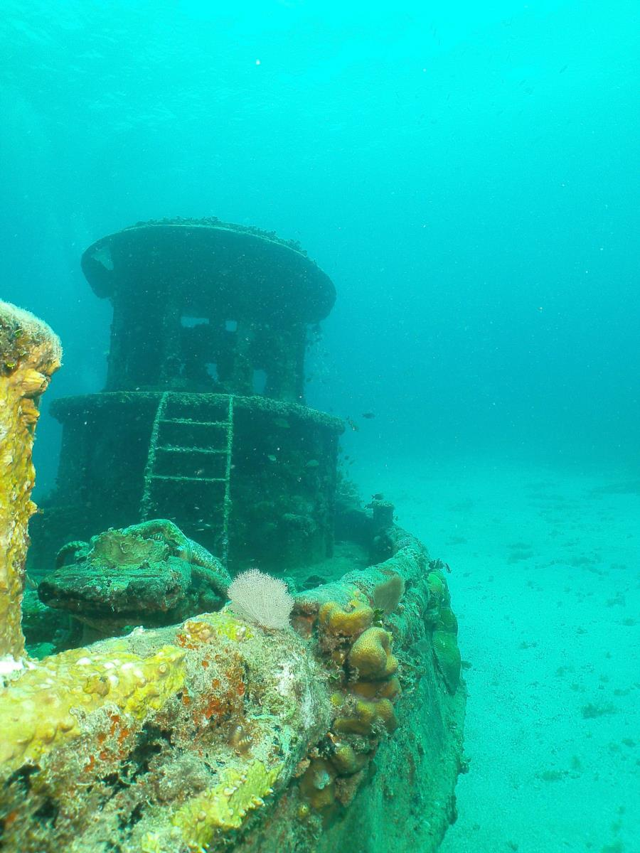 Roequot Wreck - The Wreck