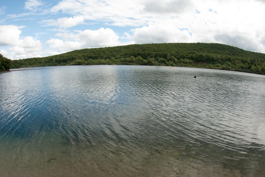 Tilcon Lake (Lake Tilcon/Hidden Lake) - Lake Tilcon