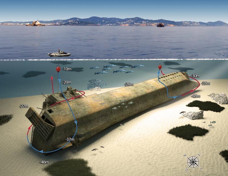 Wreck Of Don Pedro - Don Pedro Dive