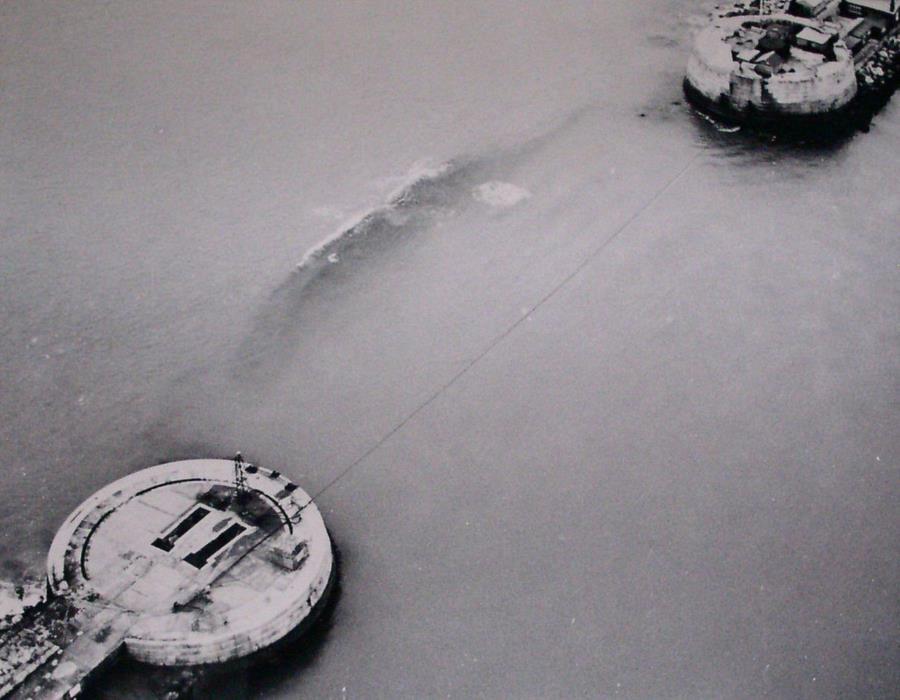 HMS Hood - HMS Hood Sunk to block harbour entrance start of WW1