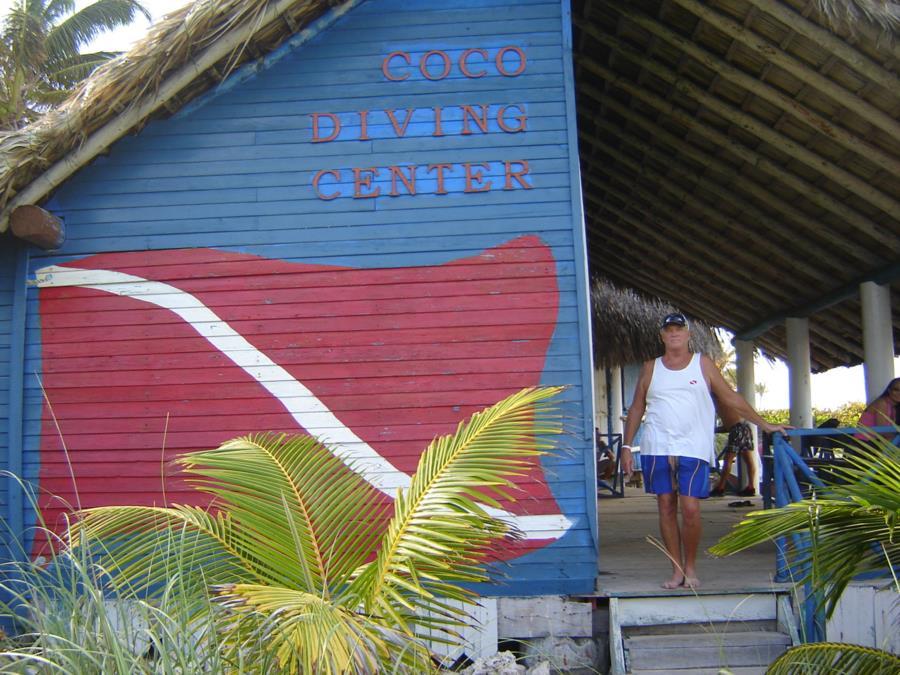 Coco Diving Center - Me at CoCo Divers Cayo Coco Cuba