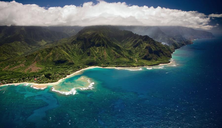 Kauai, Hawaii, USA - Napali Coast