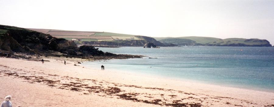 SS Louis Sheid, Thurlestone Beach, Devon, Uk - Beach