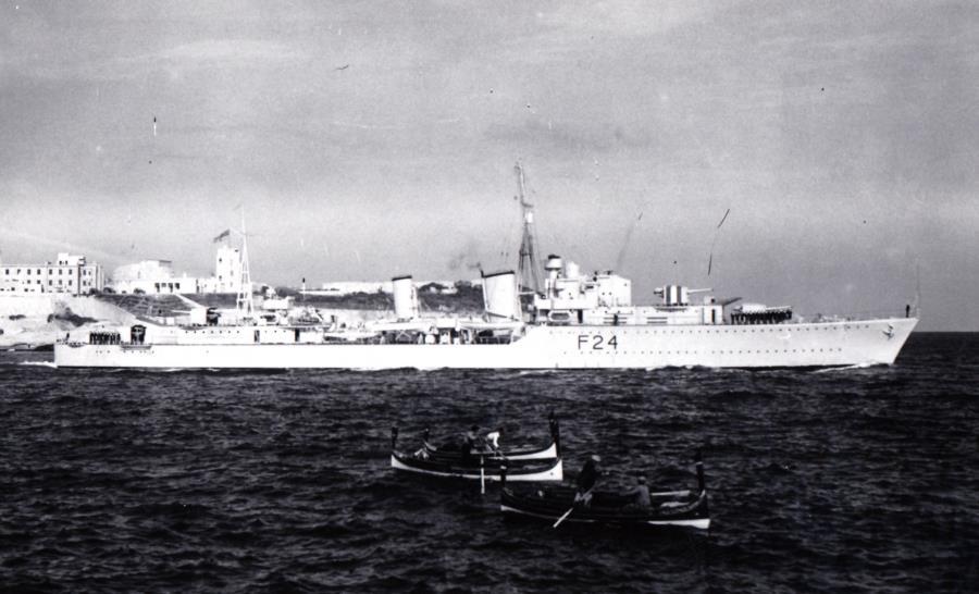 HMS Maori - Maori