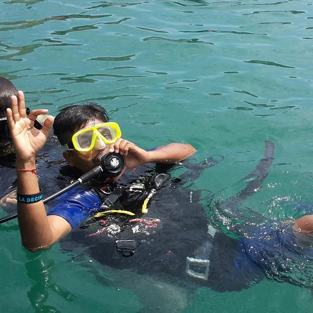 Scuba Diving in Goa - PADI Dive Center - Best Scuba Diving in Goa