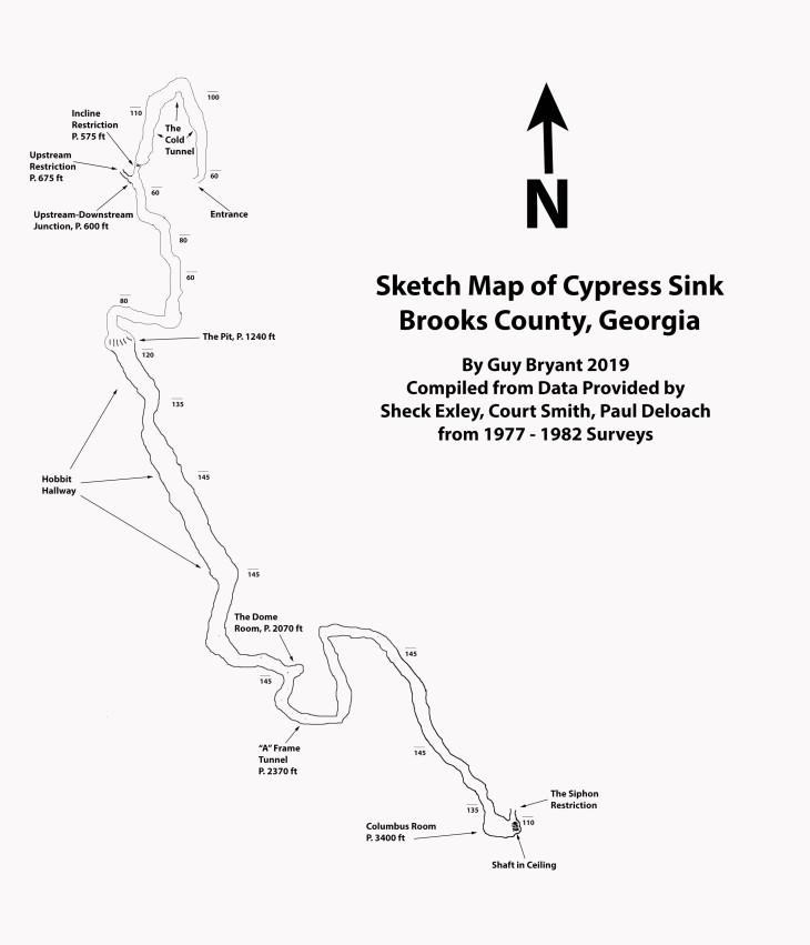 Cypress Sink - Cypress Sink system map
