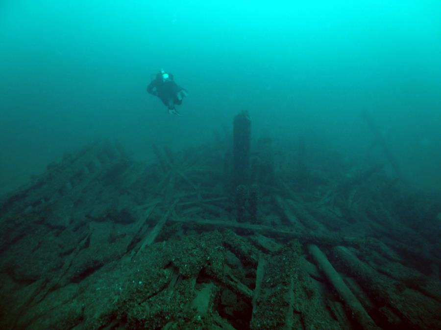 Indiana - Wreckage