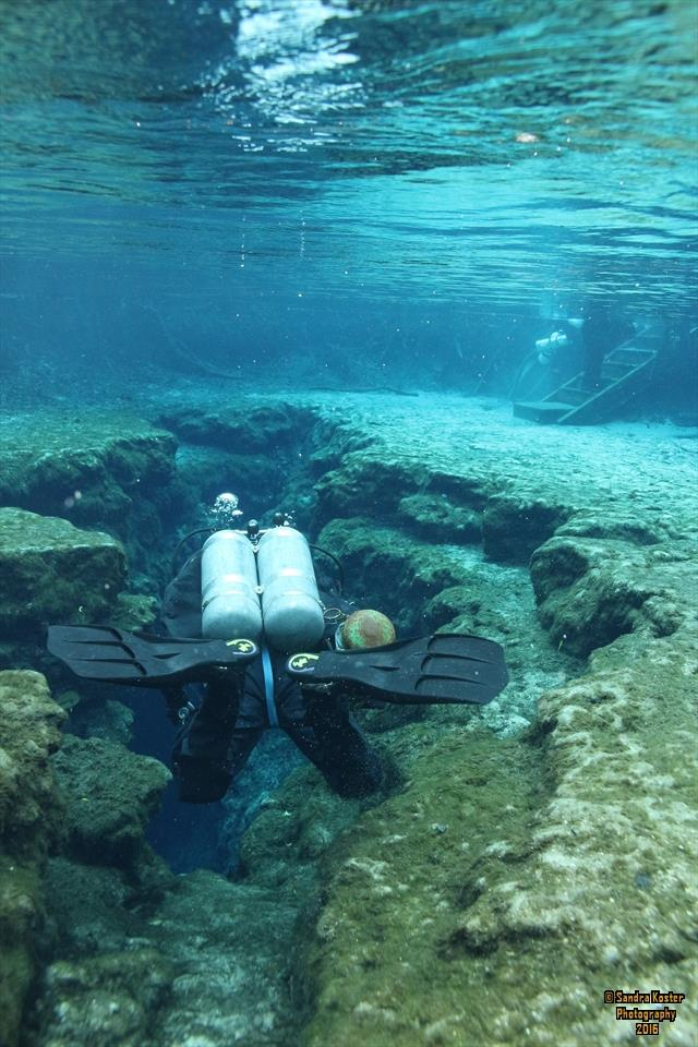Ginnie Springs - Approaching Little Devil