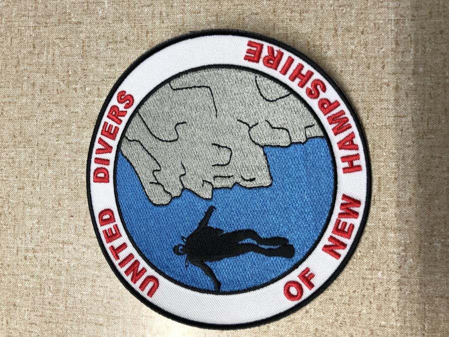 Dive Club Patch