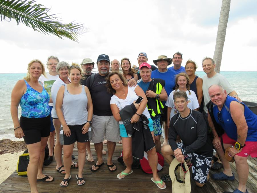 TSSC at Little Cayman
