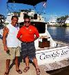 Capt. Al with Ultra Dive DM, Dr. Mike