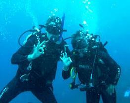 """Ultra Dive, better than """"OK"""""""