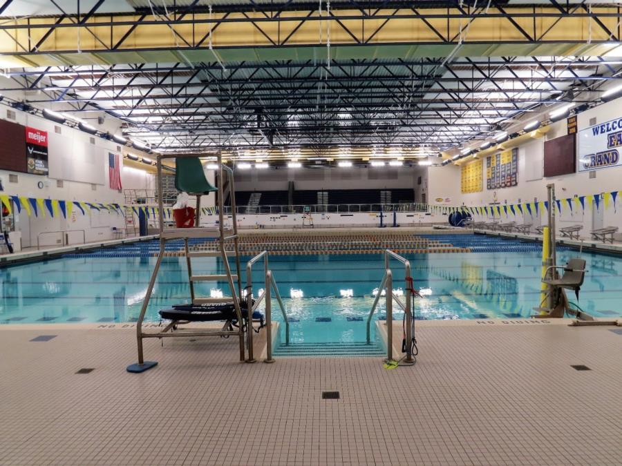 Adaptive Diving Facility