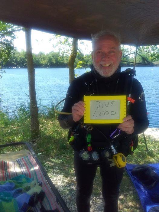 Brian, White Star, Dive 1000