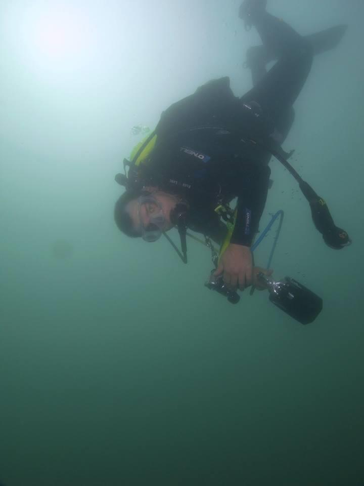 Me at Blue Lagoon