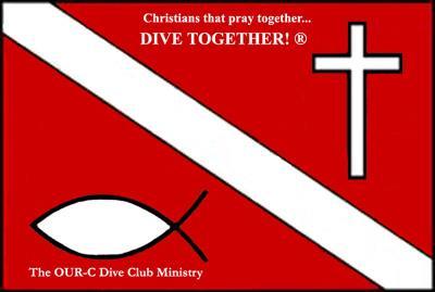Dive Club Flag