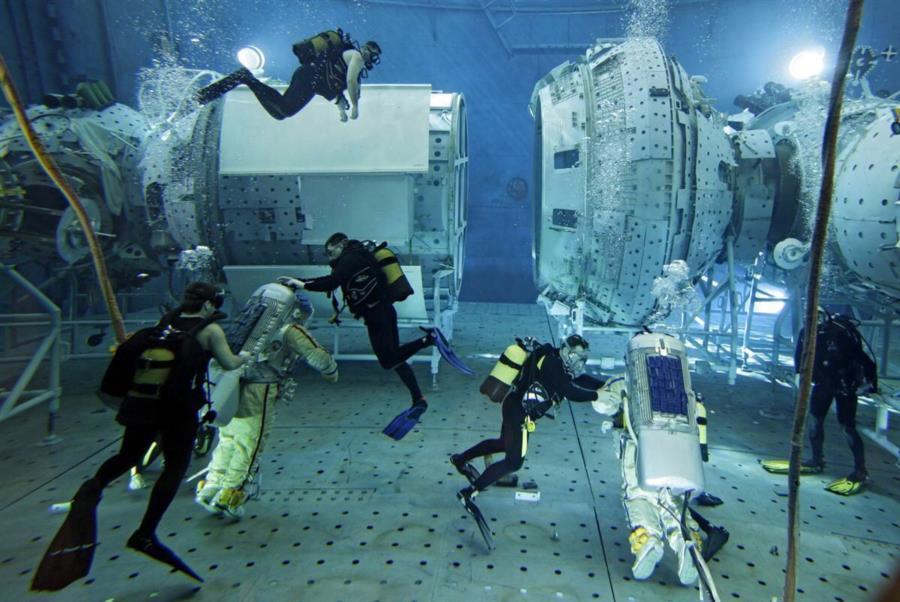 NASA Underwater Space Training Facility