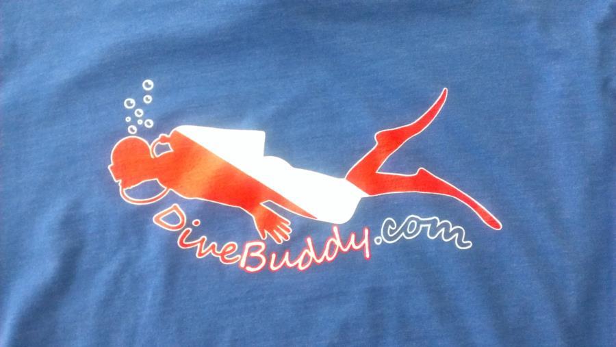2015 DiveBuddy T-Shirt