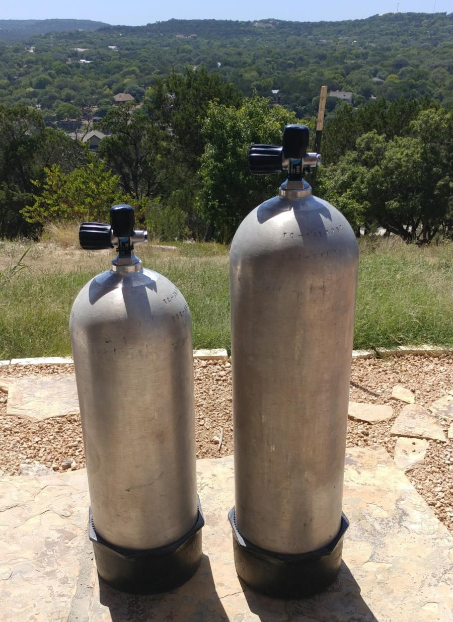 Scuba tanks for sale in Austin TX