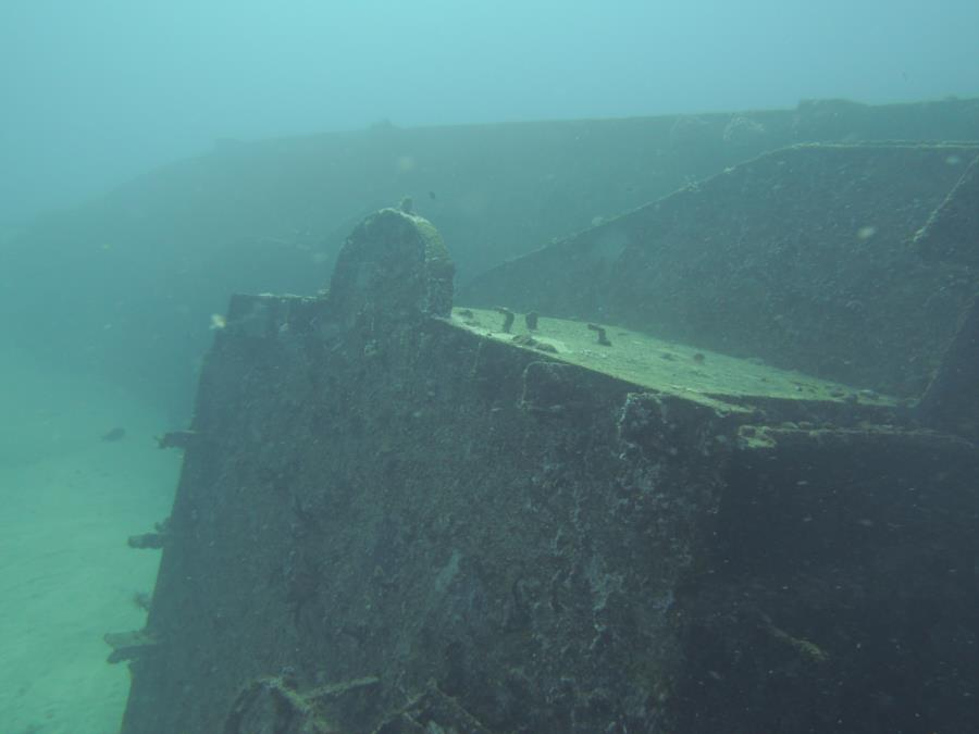 Cancun Wreck Dive #4 12/16