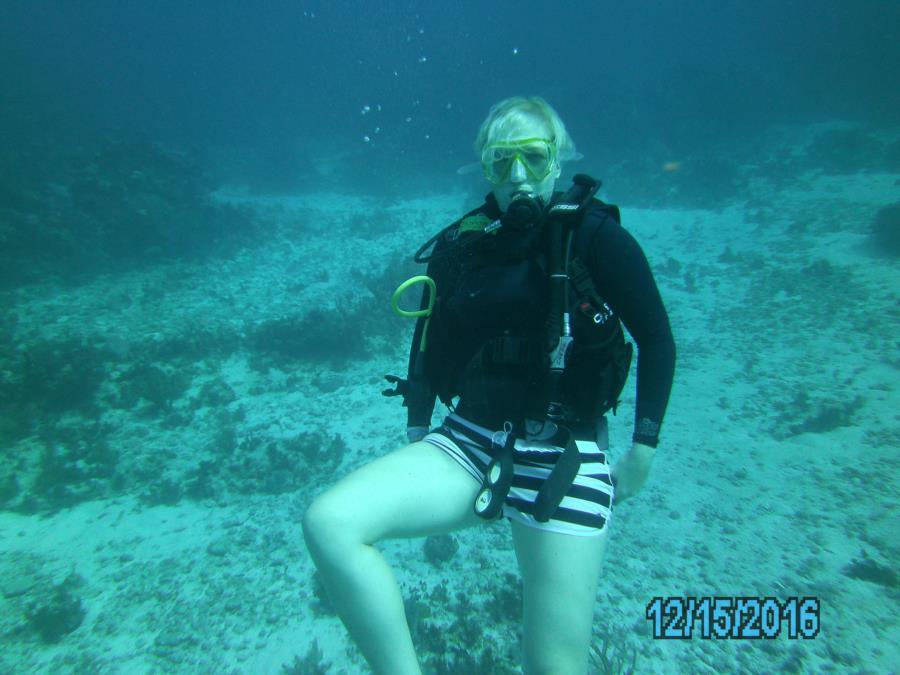 Cancun Dive Buddy #1 12/16