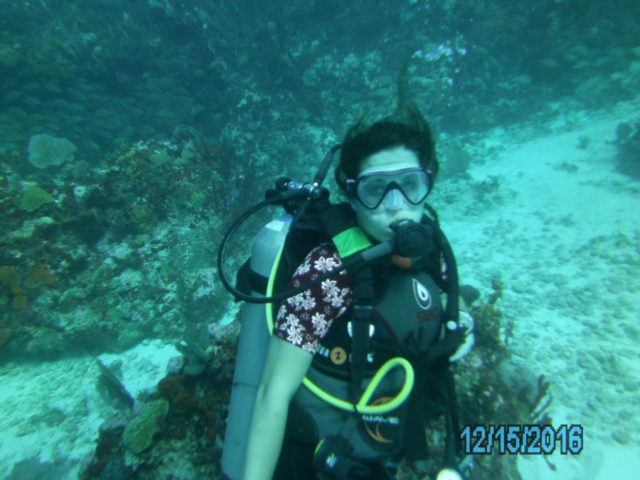 Cancun Dive Buddy #2 12/16