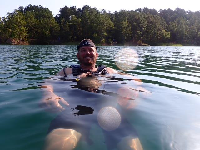 Relaxing float