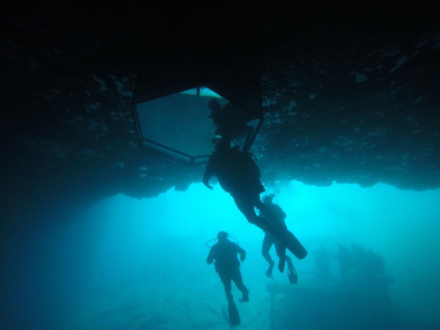 Blue Grotto - Air Bell