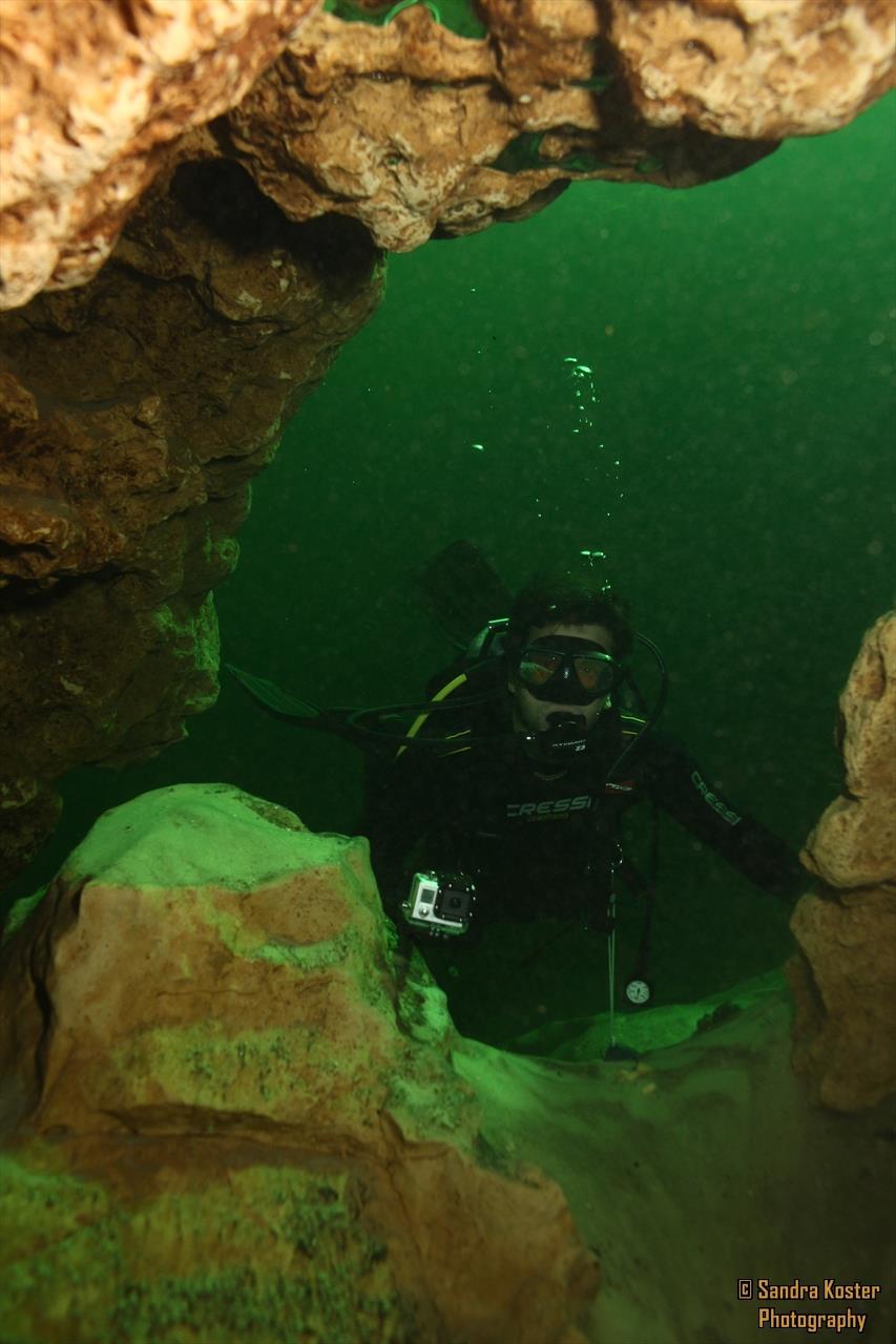 Swimthrough in Troy Springs