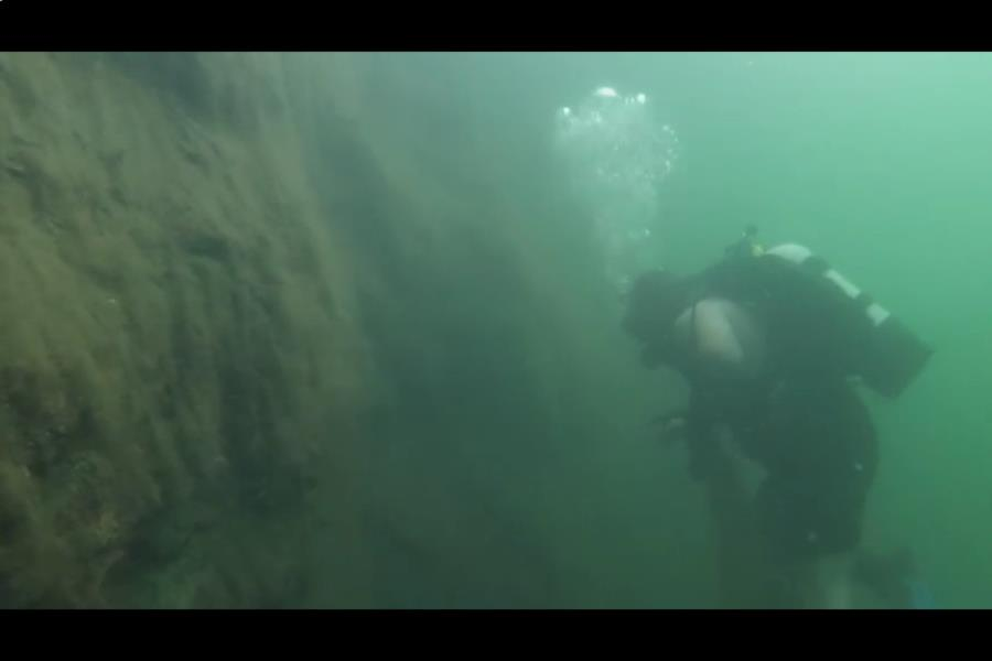 Flooded mine in palmyra pa