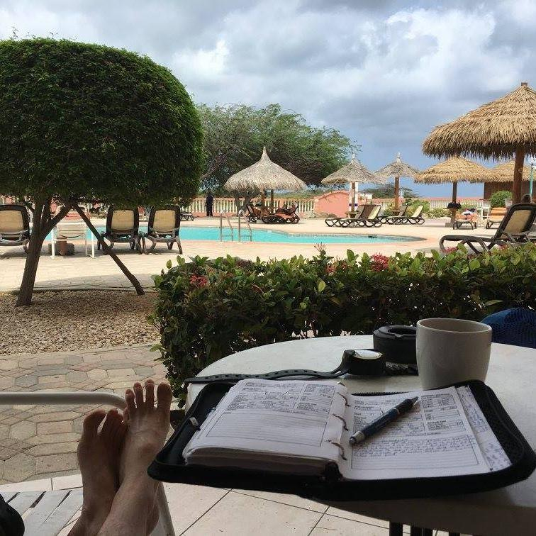 Aruba - Logging Dives