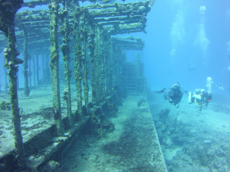 Nassau trip wreck