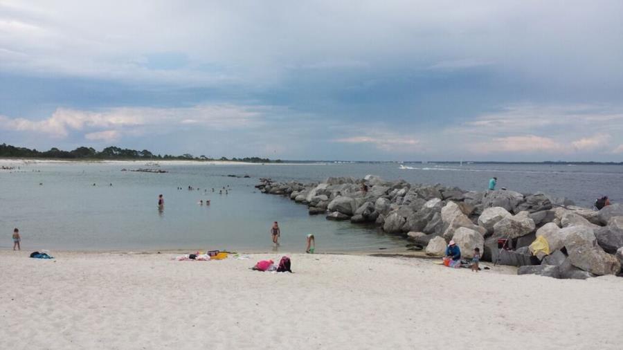 St Andrews. Panama City Beach, Florida. Shore Dive.