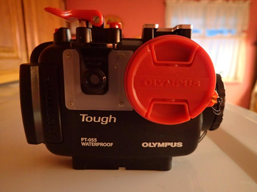 Olympus TG-830 U/W housing