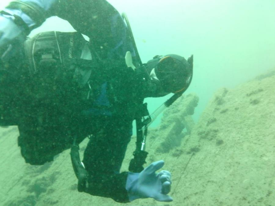 Wreck Diving Lake Huron