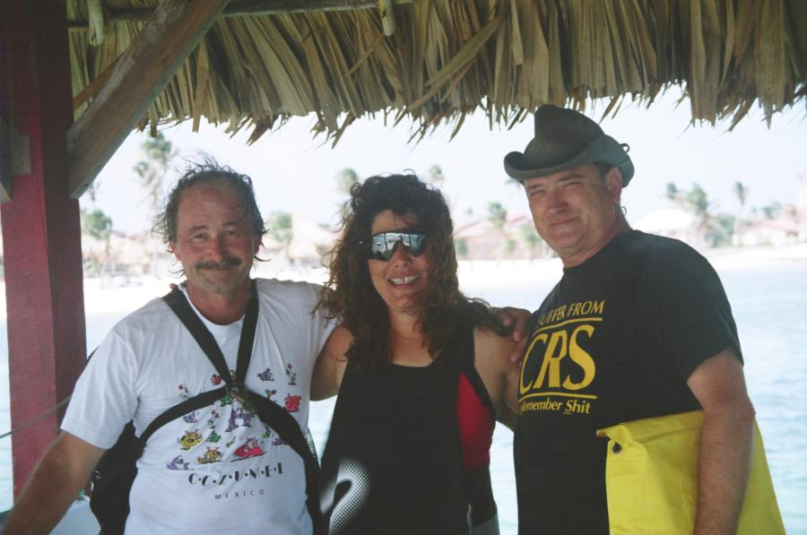 Alice, Rich Jerozal & Bill Algeo