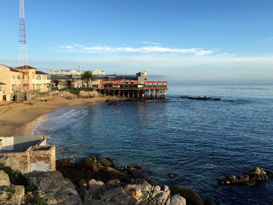 McAbee Beach, Monterey, CA 4-13-2016
