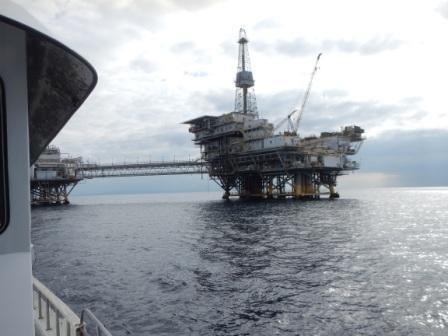 Oil Rig Ellen