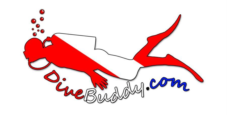 DiveBuddy.com WhiteShirtLogo