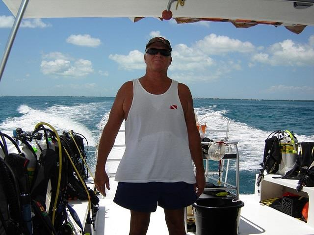 Heading to USCGC Duane Dive Islamorada Florida