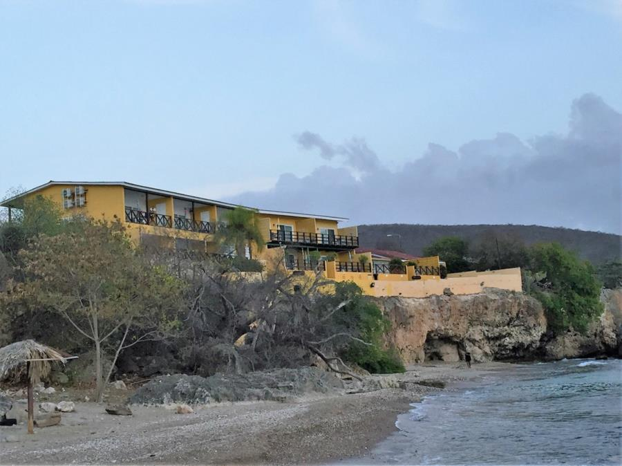 All West Dive Apt Westpunt Curacao NA