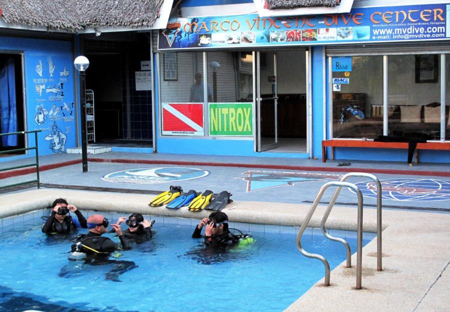 Marco Vincent Dive Center